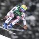 Saalbach - Matthieu Bailet 2ème du Super-G derrière Marco Odermatt