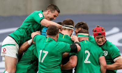 Tournoi des 6 Nations - L'Irlande domine largement l'Angleterre