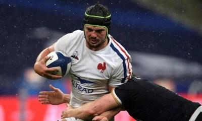 XV de France - Grégory Alldritt élu meilleur joueur français du 6 Nations 2021