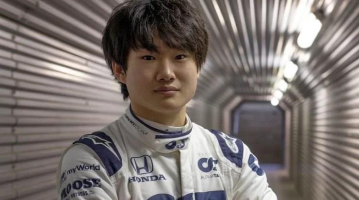 Yuki Tsunoda - Sky Sports