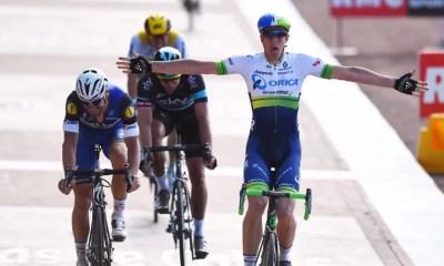 10 avril 2016 - Surprise sur Paris-Roubaix