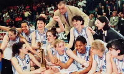 9 avril 1998 - Doublé historique pour Bourges