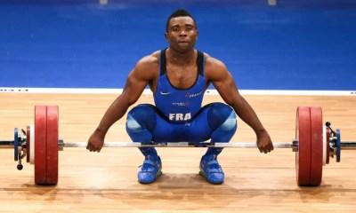 Championnats d'Europe d'haltérophilie 2021 - La sélection française