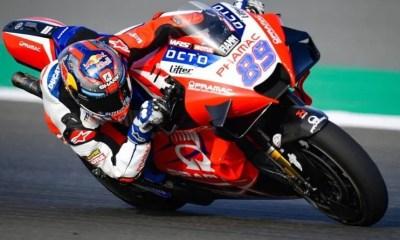 Grand Prix de Doha - Jorge Martin en pole position devant Johann Zarco