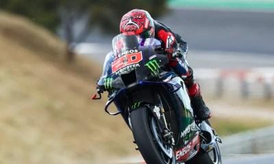 Grand Prix du Portugal - Fabio Quartararo s'impose en patron à Portimao