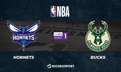 NBA notre pronostic pour Charlotte Hornets - Milwaukee Bucks