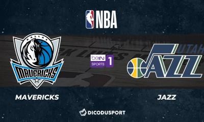 NBA notre pronostic pour Dallas Mavericks - Utah Jazz