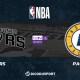 NBA notre pronostic pour San Antonio Spurs - Indiana Pacers