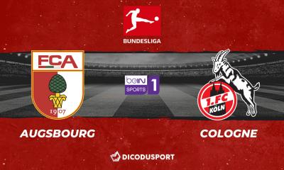 Pronostic Augsbourg - Cologne, 31ème journée de Bundesliga