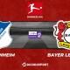 Pronostic Hoffenheim - Bayer Leverkusen, 28ème journée de Bundesliga