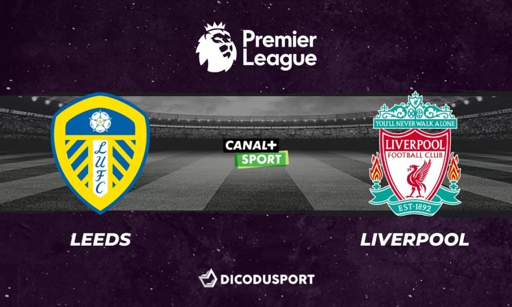 Pronostic Leeds - Liverpool, 32ème journée de Premier League