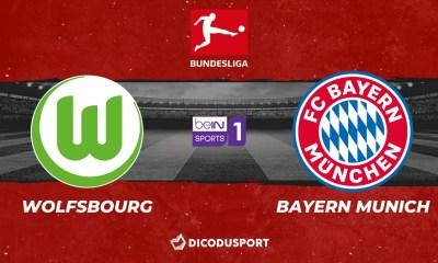 Pronostic Wolfsbourg - Bayern Munich, 29ème journée de Bundesliga