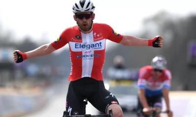 Tour des Flandres 2021 - Kasper Asgreen s'impose en dominant Mathieu van der Poel