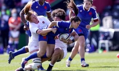 Tournoi des 6 Nations - Les Bleues s'inclinent en finale contre l'Angleterre