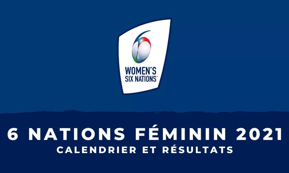 Calendrier Tournoi Des 6 Nations 2022 Feminin Tournoi des 6 Nations féminin 2021 : calendrier et résultats