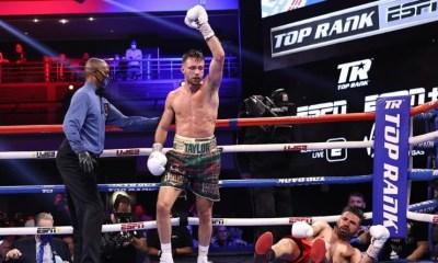 Boxe : Josh Taylor unifie la catégorie des super-légers !