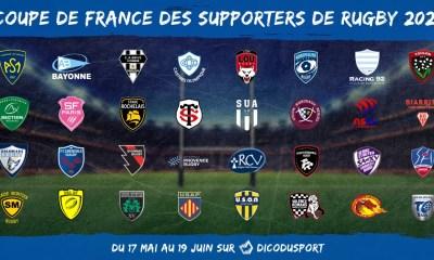 Coupe de France des supporters de rugby 2021 présentation, calendrier et règles du jeu