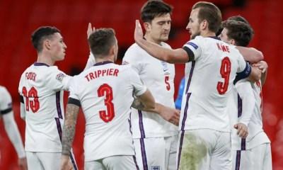 Euro 2020 la liste de l'Angleterre