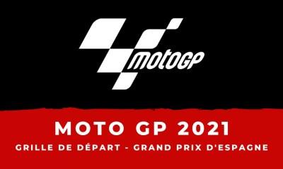MotoGP - Grand Prix d'Espagne - La grille de départ