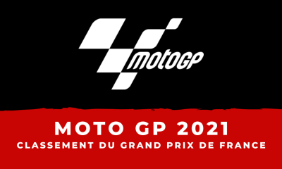 MotoGP - Grand Prix de France 2021 : le classement de la course