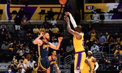 NBA Play-In : les Lakers s'imposent avec difficulté, les Warriors joueront les Grizzlies