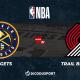 NBA - Playoffs notre pronostic pour Denver Nuggets - Portland Trail Blazers (Game 2)