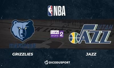 NBA - Playoffs : notre pronostic pour Memphis Grizzlies - Utah Jazz (Game 4)