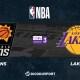 NBA - Playoffs notre pronostic pour Phoenix Suns - Los Angeles Lakers