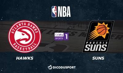 NBA notre pronostic pour Atlanta Hawks - Phoenix Suns