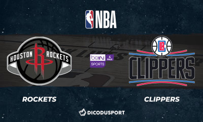 NBA notre pronostic pour Houston Rockets - Los Angeles Clippers