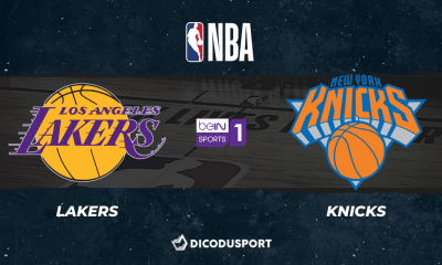 NBA notre pronostic pour Los Angeles Lakers - New York Knicks