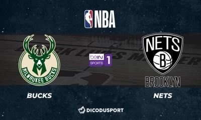 NBA notre pronostic pour Milwaukee Bucks - Brooklyn Nets