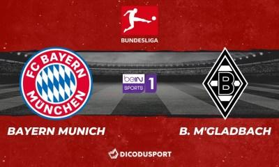 Pronostic Bayern Munich - Borussia M'Gladbach, 32ème journée de Bundesliga