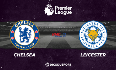 Pronostic Chelsea - Leicester, 37ème journée de Premier League