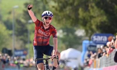 Tour d'Italie 2021 : Le numéro de Dan Martin sur la 17ème étape, Egan Bernal coince