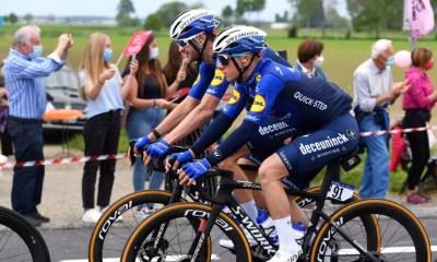 Tour d'Italie 2021 - Nos favoris pour la 4ème étape