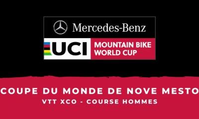 VTT XCO - Nove Mesto : le classement de la course hommes