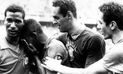 29 juin 1958 - Pelé devient le plus jeune champion du monde