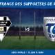 Coupe de France des supporters de rugby 2021 - Demi-finale CA Brive - Toulouse Olympique XIII