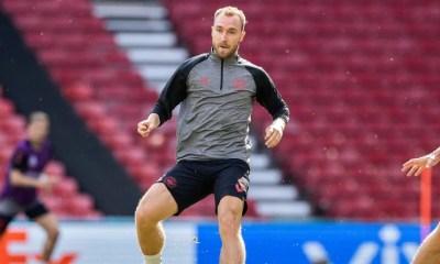 Euro 2020 : Christian Eriksen a été victime d'un malaise en plein match