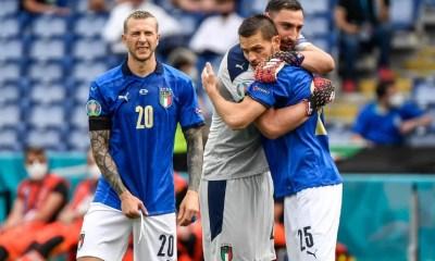 Euro 2020 : L'Italie signe un troisième succès de rang en dominant le Pays de Galles