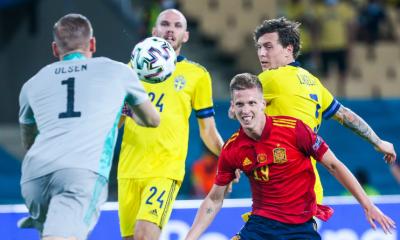 Euro 2020 : les notes d'Espagne - Suède