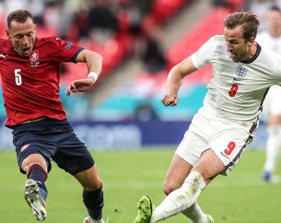 Euro 2020 : Les tops et flops de République Tchèque - Angleterre