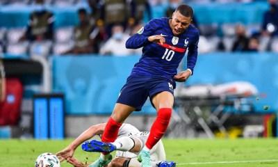 France-Allemagne - Morsure sur Pogba, penalty sur Mbappé... les faits de match à la loupe