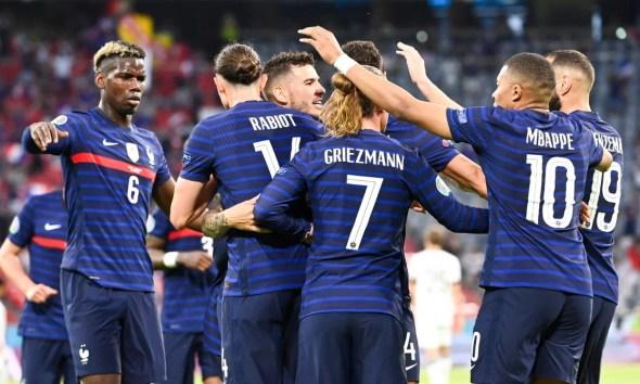 Euro 2020 : La France est qualifiée pour les huitièmes de finale