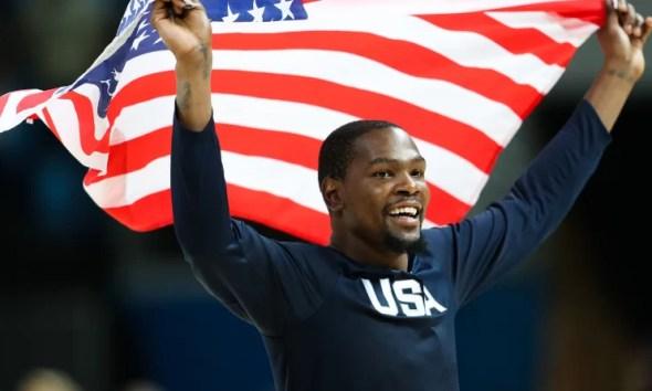La Team USA prépare une équipe monstrueuse pour les Jeux Olympiques