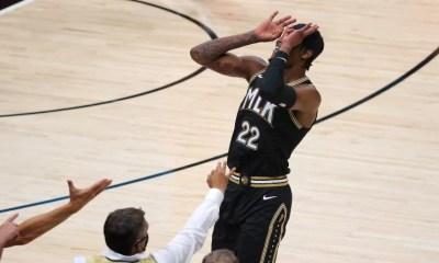 NBA Playoffs : Des Hawks vaillants terrassent des Bucks sonnés