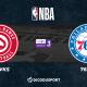 NBA - Playoffs notre pronostic pour Atlanta Hawks - Philadelphie 76ers (Game 4)