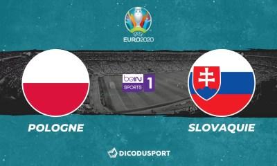 Pronostic Pologne - Slovaquie, Euro 2020