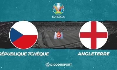 Pronostic République Tchèque - Angleterre, Euro 2020